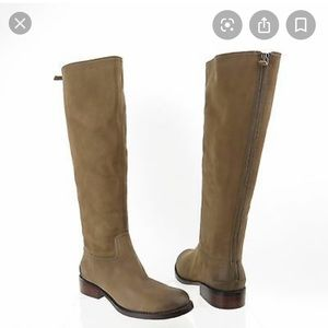 Halogen taupe boots